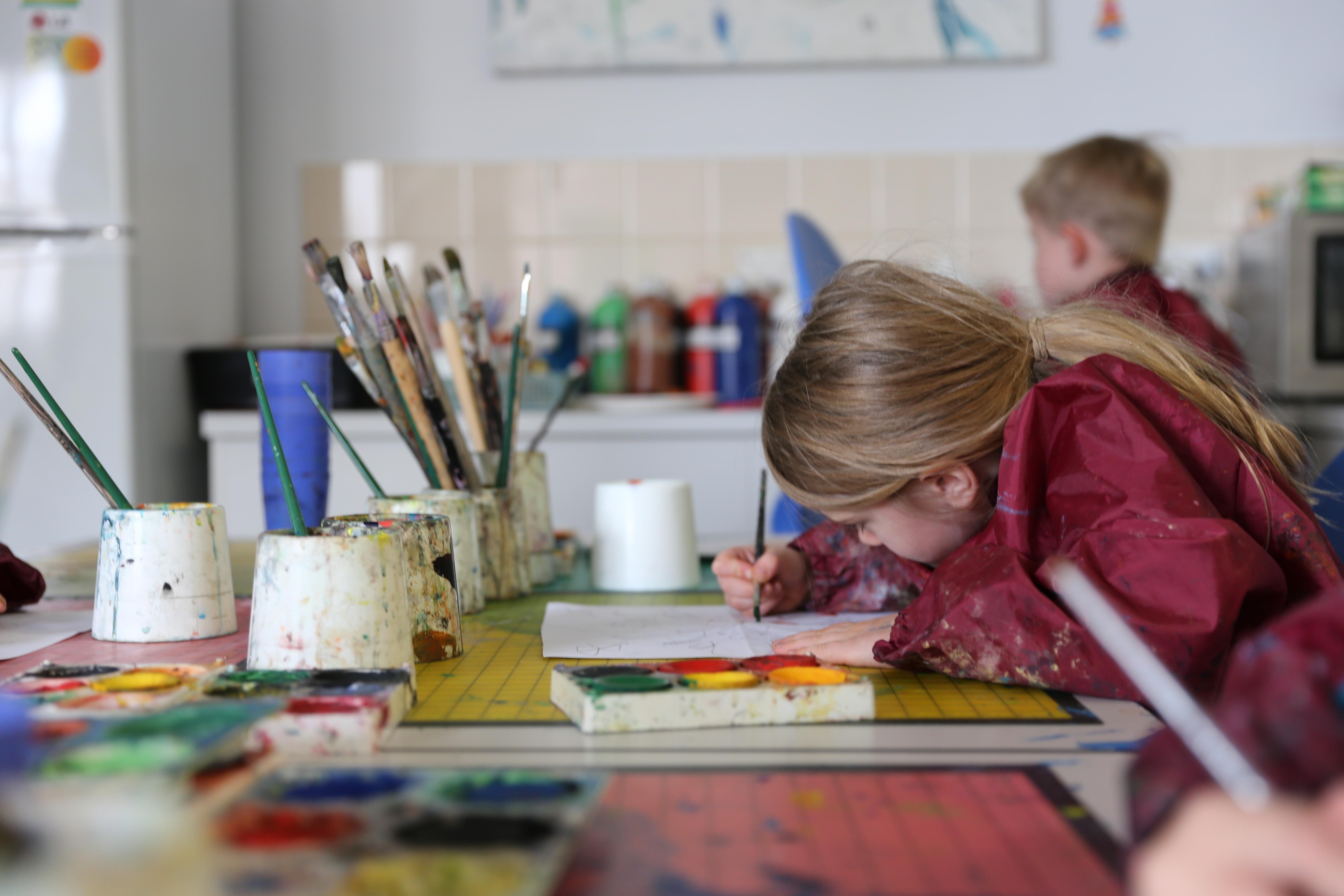 Innovation Station - Annesley Junior School